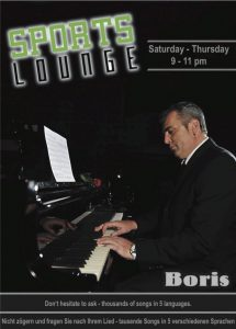 Boris Sports Lounge